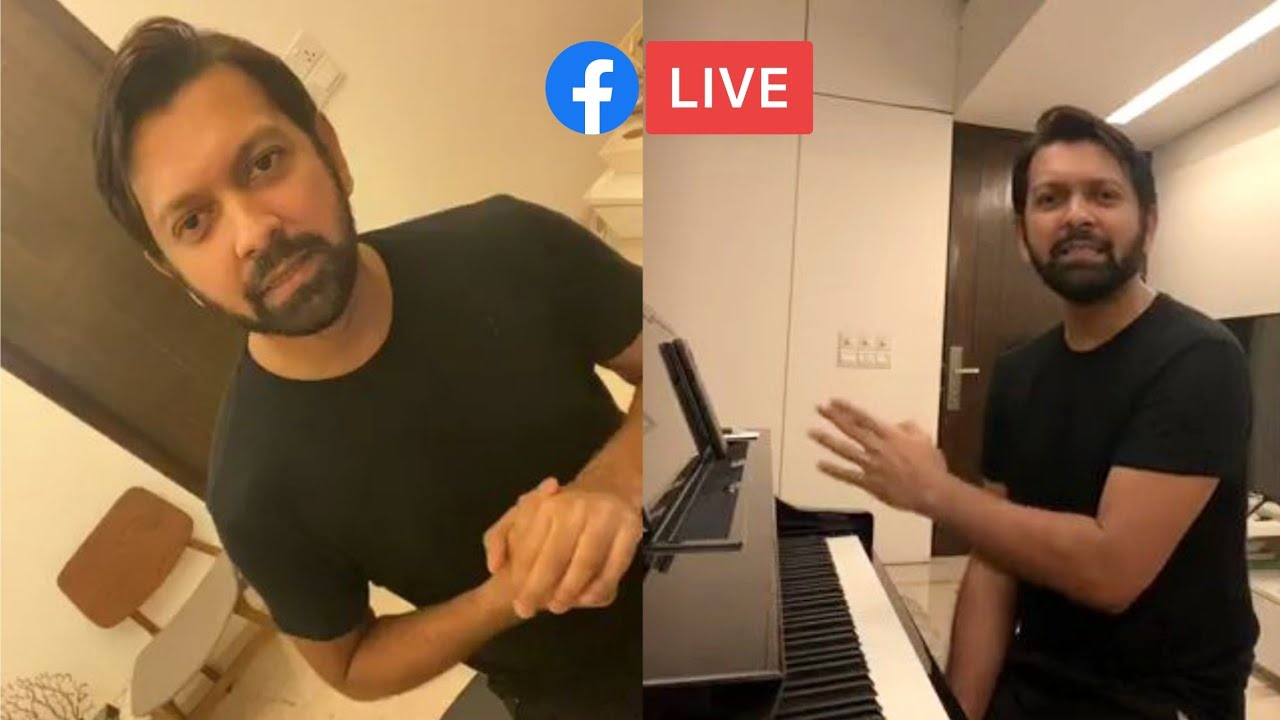 Tahsan's live from home | Full video including upcoming New Song |21 May 2020 FB Live|Miniso BD|Noir