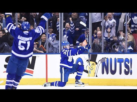 Toronto Maple Leafs 2017-18 Season Pump Up Video