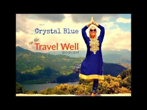 Crystal Blue from Enlightened Globetrekker says It's Not About the Stuff, It's About the Quest