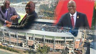 JPM alivyo Ongea ENGLISH mwanzo Mwisho, SHANGWE la Rais MAGUFULI nchini South Africa