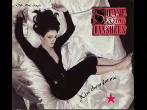 siouxsie and the banshees kiss them for me kathak extended mix