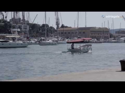 Trogir - Historic city listed on UNESCO's World Heritage list