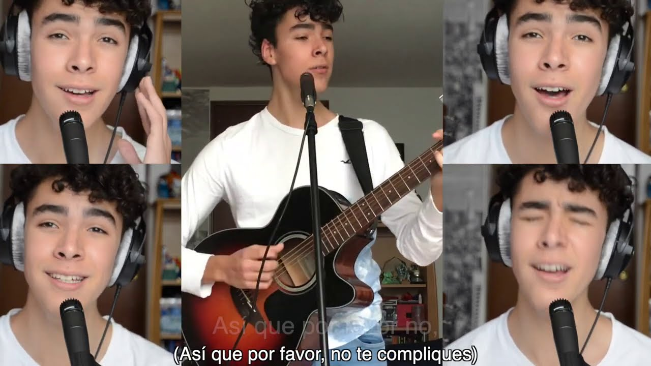 🍀 I'M YOURS 🍀 COVER NATHAN