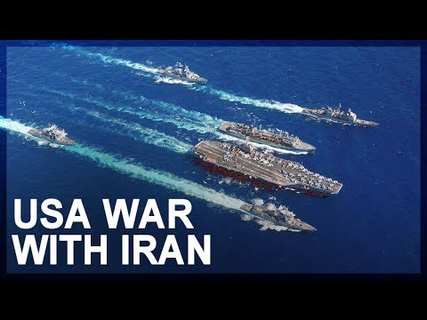 What a war with Iran could look like