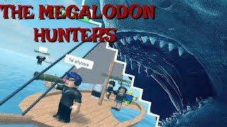 Die Megalodon-Jäger im Roblox [SharkBite] Teamplay!!!