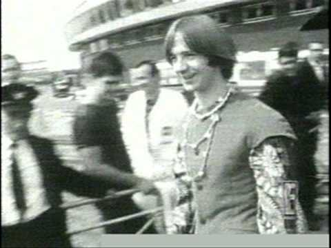 Peter Tork hotel interview 1968
