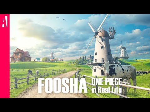 ONE PIECE - Foosha Village - In Real Life - Live Action