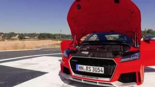 Наши тесты. Audi TT RS. Вып.907