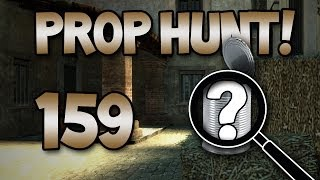 Elevators & Immovable Objects! (Prop Hunt! #159)