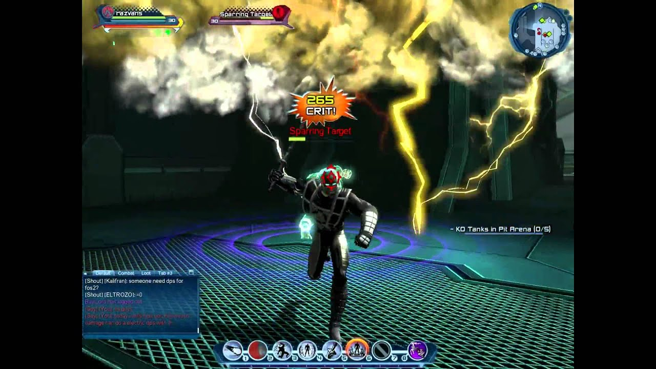 dcuo electricity dps weapon dcuo game update 80 rage pvp dps
