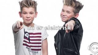 Marcus & Martinus feat  katastrofe   elektrisk lyrics