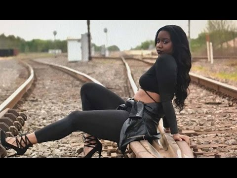 WOMAN  STRUCK BY TRAIN IN MIDST OF MODELING SHOOT - Fredzania Thompson