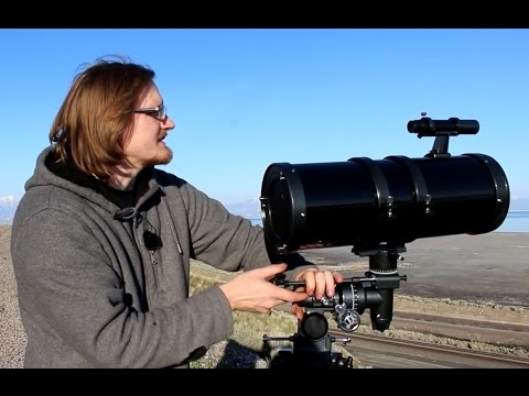 Measuring Earth's Radius With A Telescope?