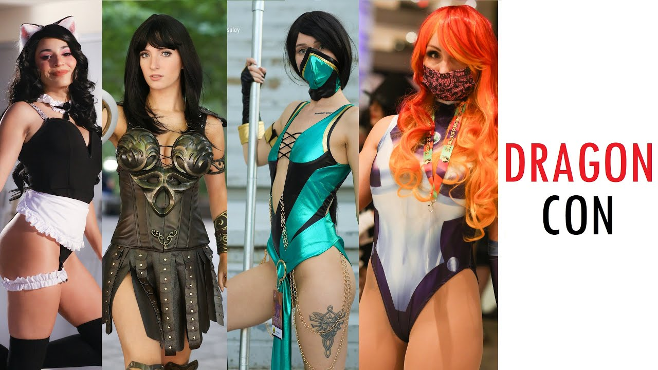Download THIS IS DRAGONCON ATLANTA COMIC CON 2021 DRAGON CON BEST COSPLAY MUSIC VIDEO BEST COSTUMES ANIME CMV