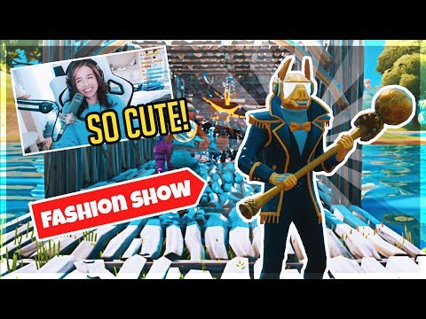 I STREAM SNIPED FASHION SHOWS FOR 24 HOURS