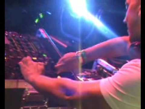 Rob Tissera @ Creamfields Aug 2008 (Tidy Arena)