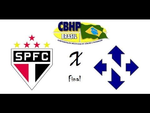 Camp. Brasileiro de Hockey In Line  2002 - São Paulo x No Limits (Final)