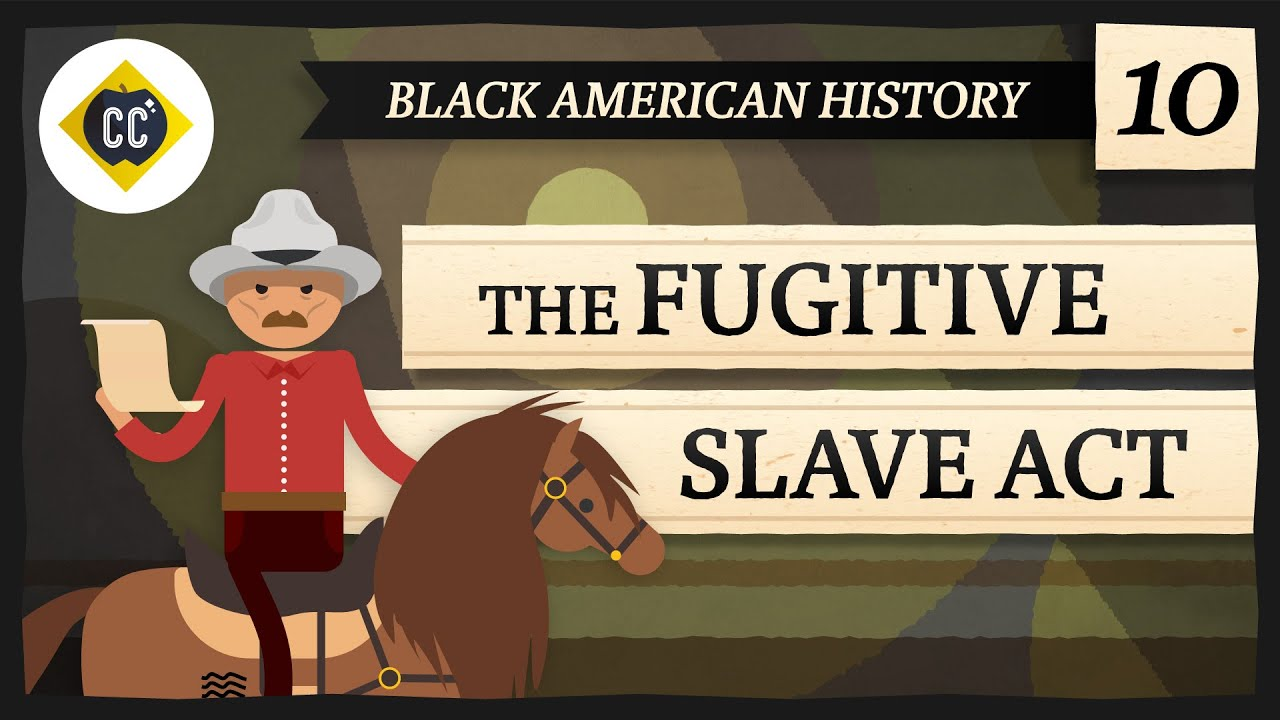 The Fugitive Slave Act of 1793: Crash Course Black American History #10