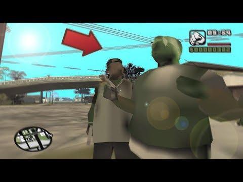 ¡ASÍ SE VE GTA SAN ANDREAS CON LOS GRAFICOS DE PLAYSTATION 1?!!