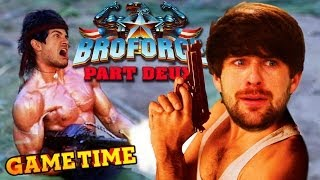 BROFORCE PART DEUX: SMOSH STRIKES BACK (Gametime w/ Smosh Games)