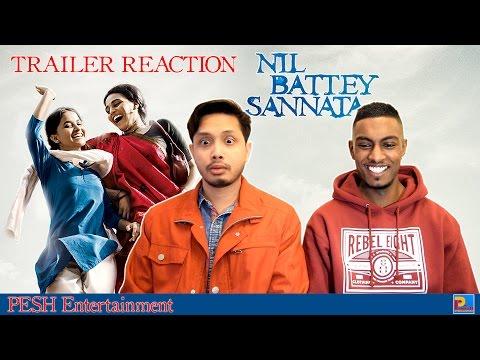 Nil Battey Sannata Trailer Reaction &...