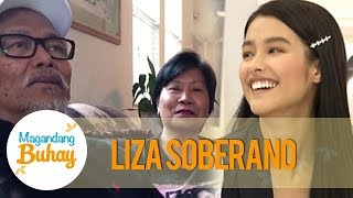 Magandang Buhay: Liza's grandparents don't know about her relationship with Enrique yet