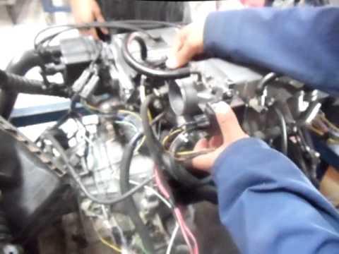 Toyota Of Plano >> Caso Raro Motor 4E-FE acelera con distribuidor y no con throttle - YouTube