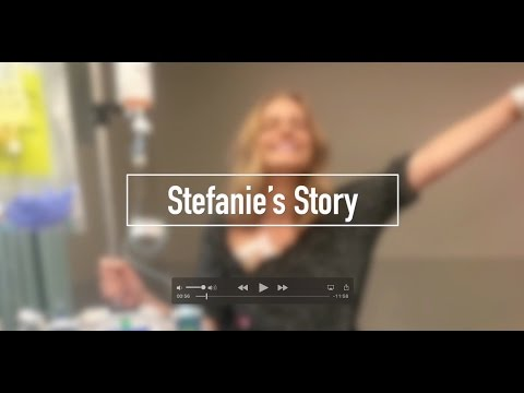 Death to Life with Immunotherapy: Stefanies Story