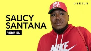 "Saucy Santana ""Walk Em Like A Dog"" Official Lyrics & Meaning 