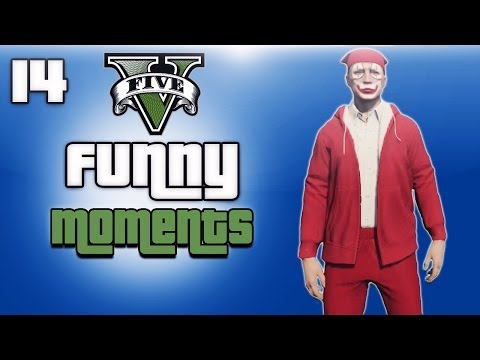 GTA 5 Online Funny Moments Ep. 14...