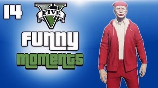 gta 5 online funny moments ep 14 delirious christmas north yankton glitch