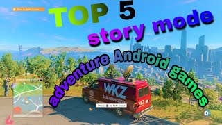 TOP 5 story mode adventure Android games