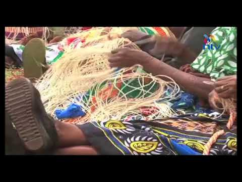 Group of women venturing into kyondo business in Kikuyu