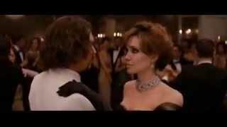 Анджелина Джоли и Джонни Депп. Бал в Венеции