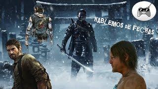 HABLEMOS de las FECHAS de PS4