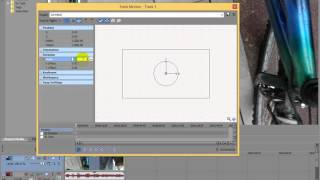 What's up, in this video I will be showing you how to spin or rotate a video in Sony Vegas Pro 12. T.