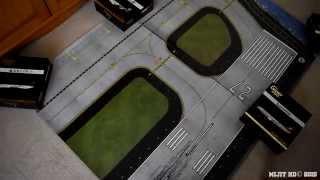 Gemini Jets airport mat Unboxing