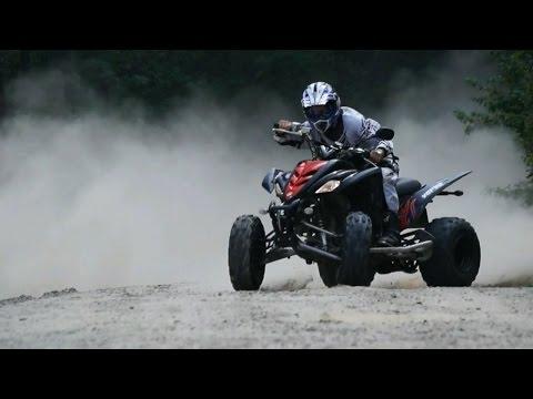 Yamaha Raptor 350 z Radłów / Tarnów