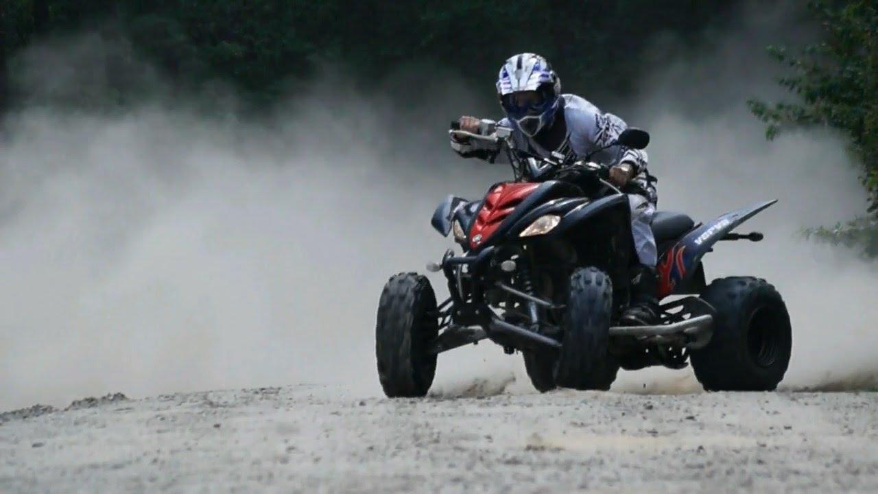 Yamaha Raptor 350 >> Yamaha Raptor 350 z Radłów / Tarnów - YouTube