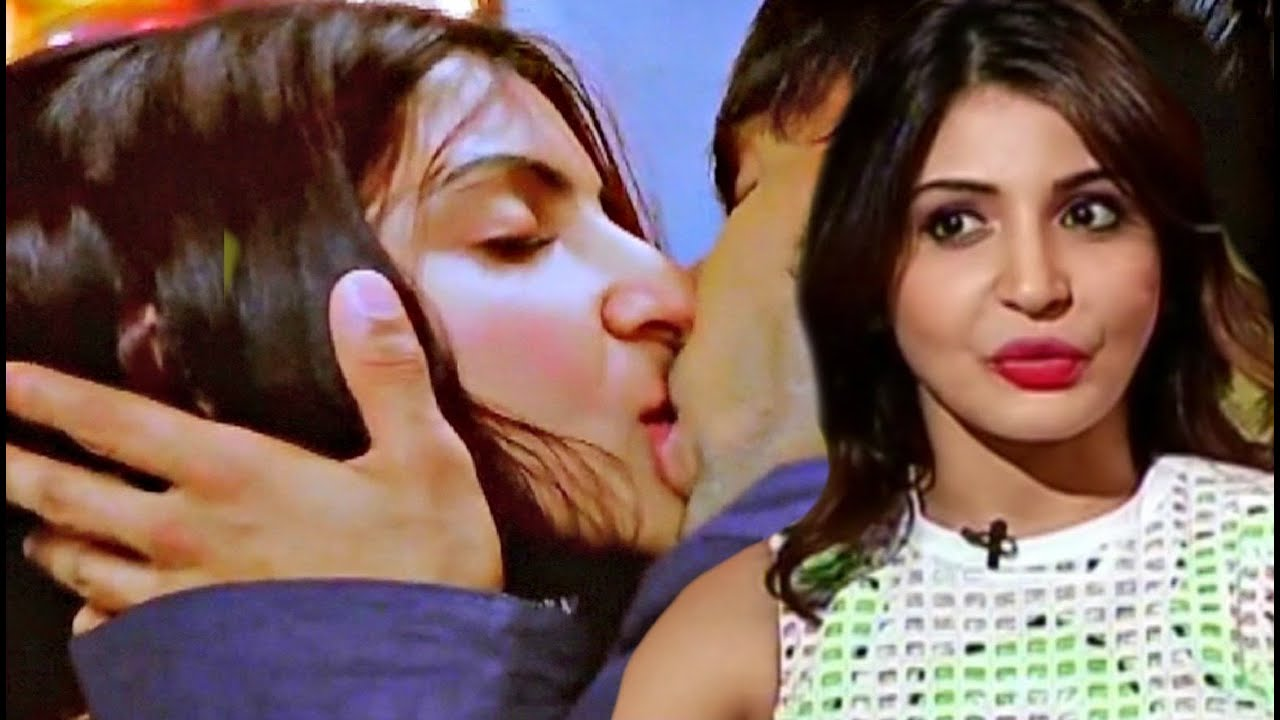 anushka sharma hot kissing & leaked images hd 2016 - youtube