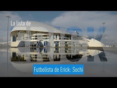 Sochi. Sedes del Mundial Rusia 2018 - La lista de Erick