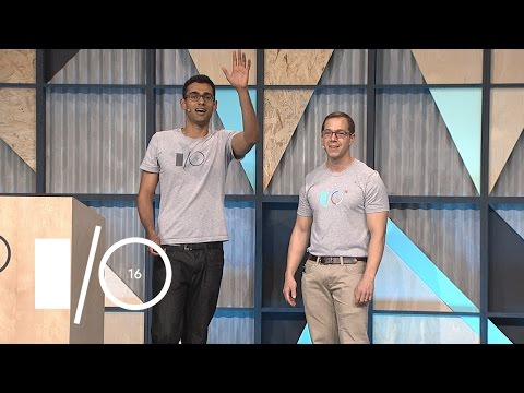 Introducing Nearby: Physical proximity within and without apps - Google I/O 2016
