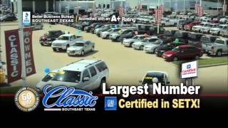 Used Cars Beaumont | Pre-Owned Cars Beaumont | Classic Southeast Texas