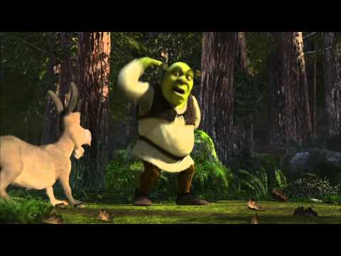 the intended audience of shrek 2 essay If the audience can buy into shrek and donkey's relationship to one another, then they can believe entire film (which more or less focuses on the adventure the two share together) true, shrek has a love theme    but it's donkey and shrek who sustain the film through most of the picture.