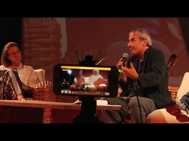 #Raccontandoci 2019 - Video Magazine 3 - sabato 13 luglio - David Riondino
