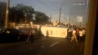 авария на наб обводного канала около ул Розенштейна