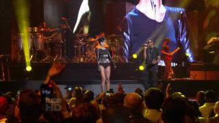Jay Z ~ Feat ~ Rihanna & Kanye West ~ Run This Town ~ Live ~ HD