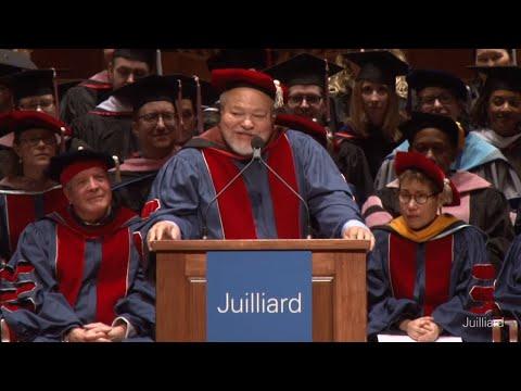 Stephen McKinley Henderson Commencement Address | Juilliard Commencement 2017 streaming vf