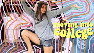 college move in vlog 2018 (freshman year)