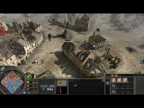 Company of Heroes Blitzkrieg Mod with D-Day June 1944 Add on, Brits